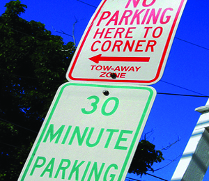 Where to park in key west