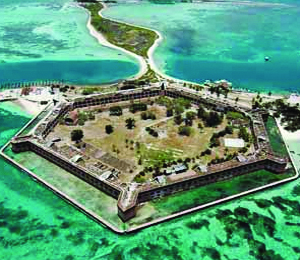 The Unique Islands of the Dry Tortugas