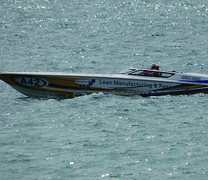 Key West's Annual Powerboat Races