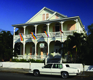 Key West's Unique Historic Hotels and Guesthouses