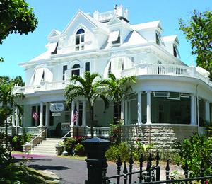 Key West Inn -- Location, Location, Location
