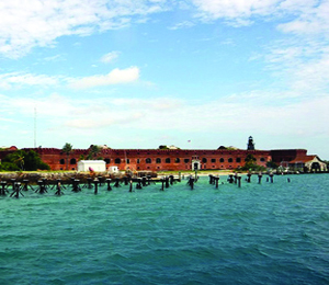 The Dry Tortugas National Park - Secluded Treasure