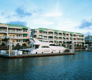 Amenities of Sunset Marina in Key West