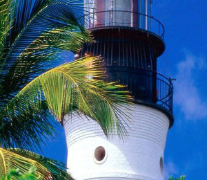 Key West Historic Places: The Lighthouse