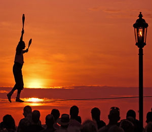 Key West Historic Places: Mallory Square